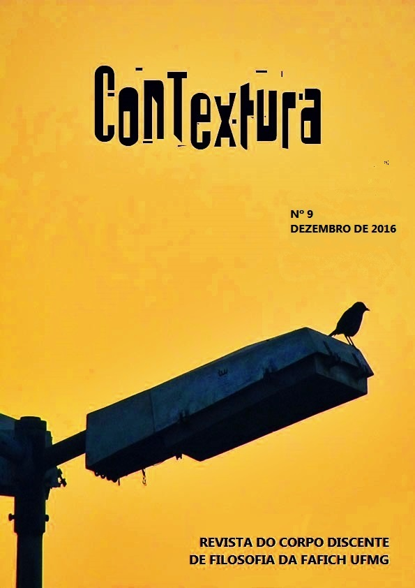 Visualizar v. 8 n. 9 (2016): Revista Contextura