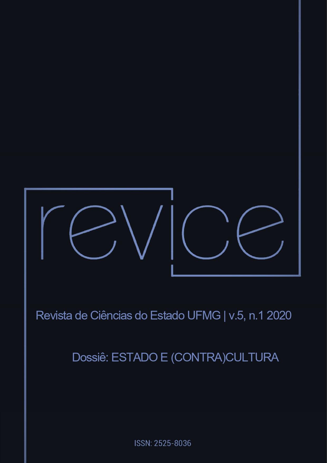 Visualizar v. 5 n. 1 (2020): Estado e (contra)cultura II