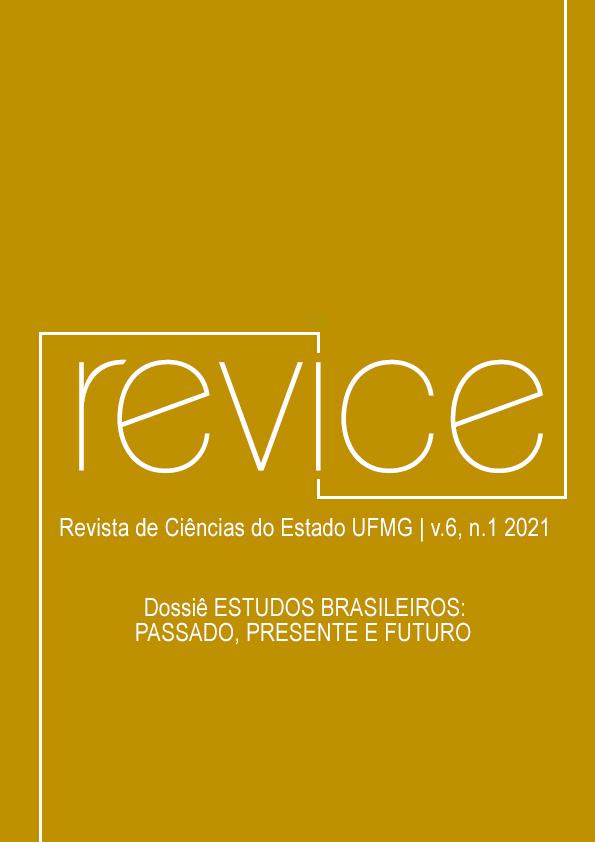 Visualizar v. 6 n. 1 (2021): Estudos brasileiros: passado, presente e futuro