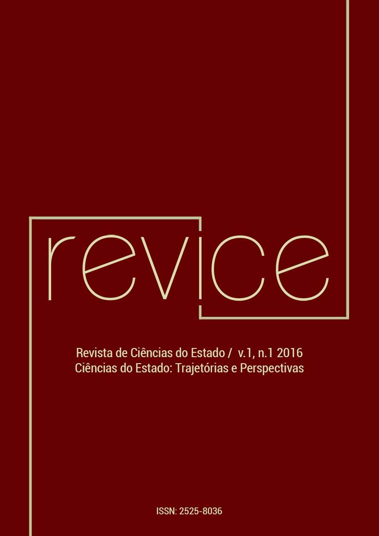 Visualizar v. 1 n. 1 (2016): Ciências do Estado: Trajetórias e Perspectivas