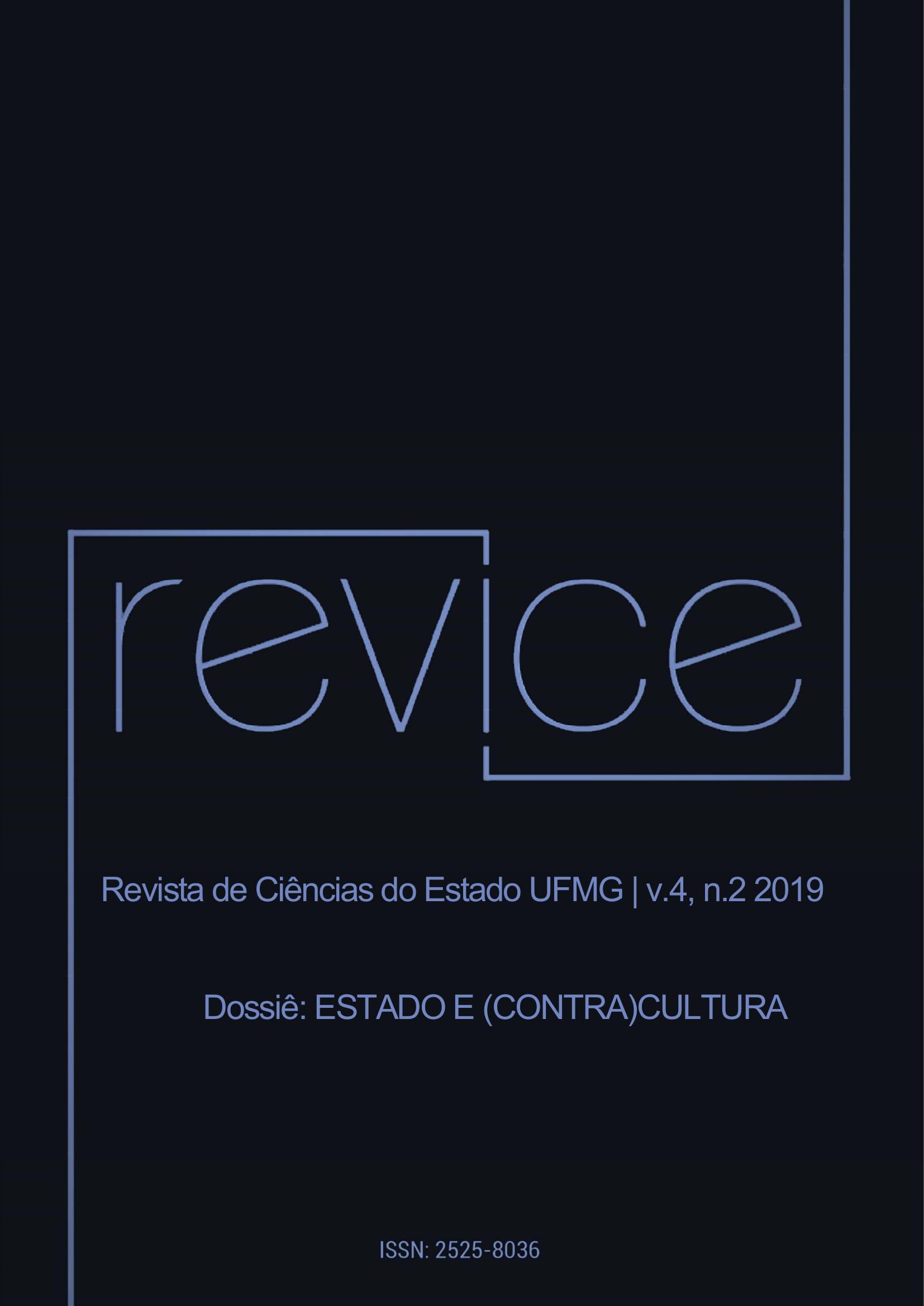 Visualizar v. 4 n. 2 (2019): Estado e (contra)cultura