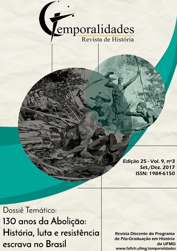 Visualizar v. 9 n. 3 (2017): Edição 25 - Temporalidades, Belo Horizonte, Vol. 9, n.3 (set./dez. 2017)