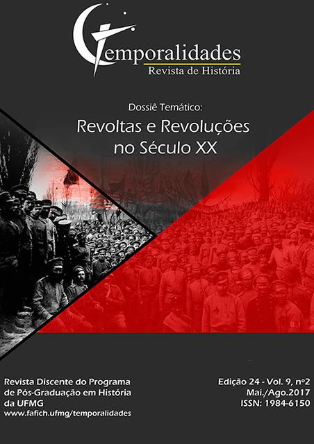 Visualizar v. 9 n. 2 (2017): Edição 24 - Temporalidades, Belo Horizonte, Vol. 9, n.2 (mai./ago. 2017)