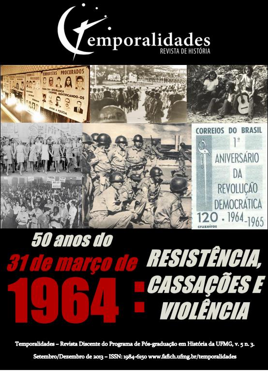 Visualizar v. 5 n. 3 (2013): Edição 11 - Temporalidades, Belo Horizonte, Vol. 5, n. 3 (Set./Dez. 2013)