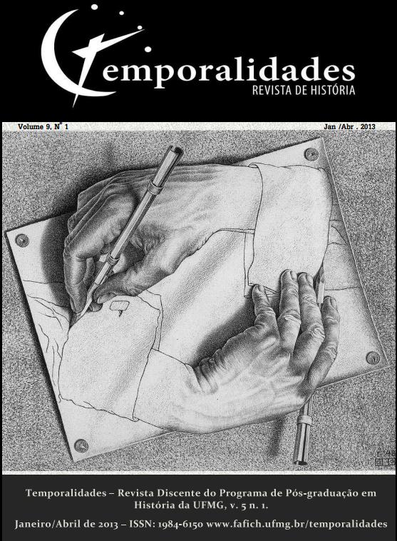 Visualizar v. 5 n. 1 (2013): Edição 09 - Temporalidades, Belo Horizonte, Vol. 5, n. 1 (Jan./Abr. 2013)