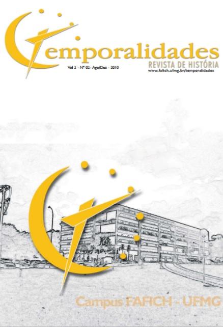 Visualizar v. 2 n. 2 (2010): Edição 04 - Temporalidades, Belo Horizonte, Vol. 2, n. 2 (ago./dez. 2010)