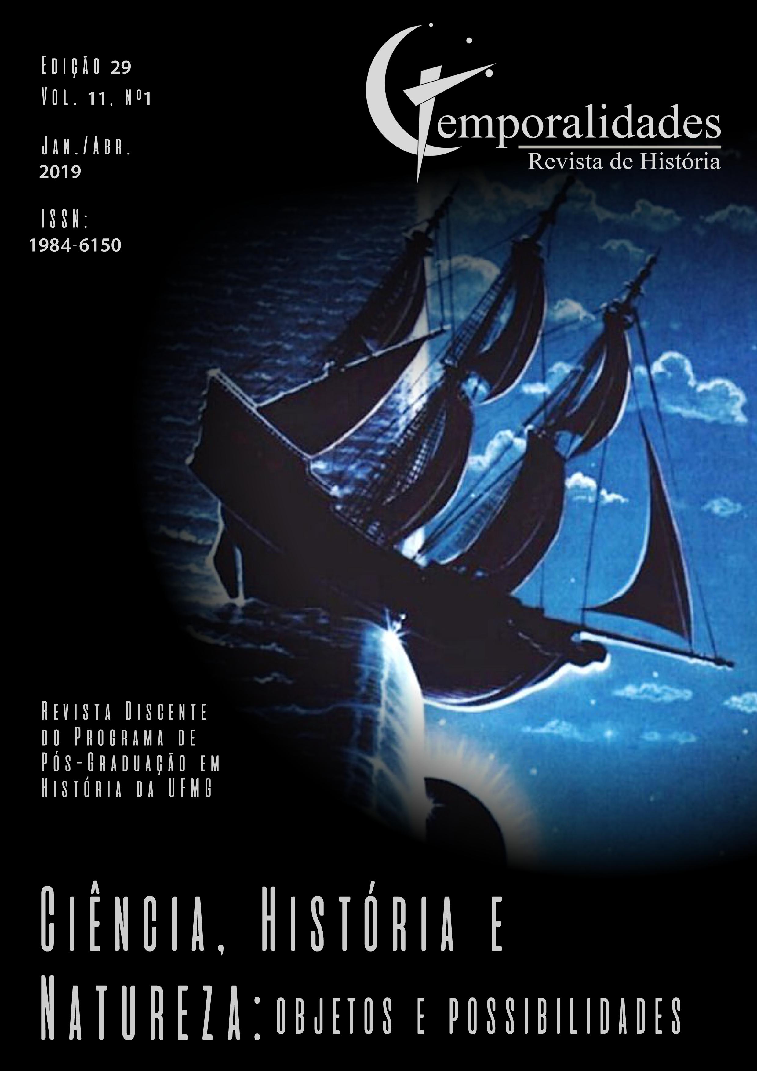 Visualizar v. 11 n. 1 (2019): Edição 29 - Temporalidades, Belo Horizonte, Vol. 11, n.1 (jan./abr. 2019)