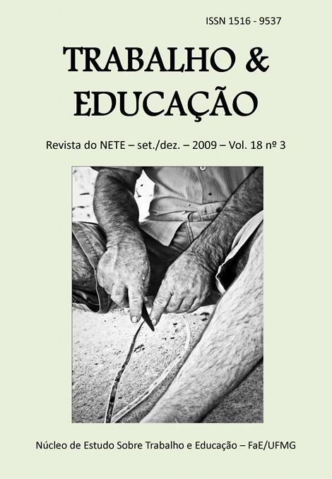Visualizar v. 18 n. 3 (2009)