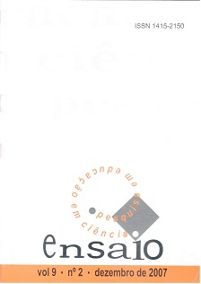 Visualizar v. 9 n. 2 (2007)