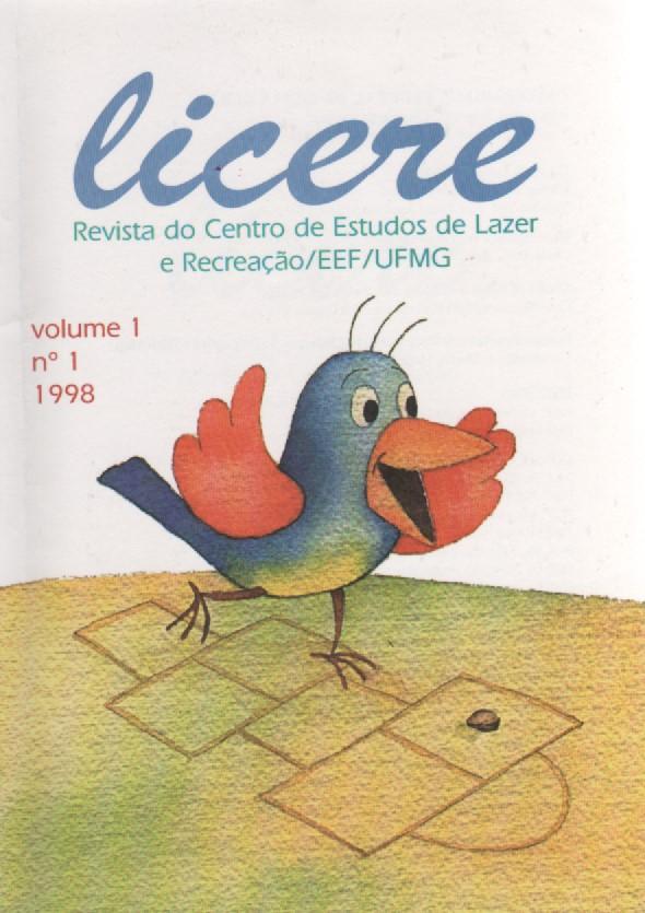 Visualizar v. 1 n. 1 (1998): setembro