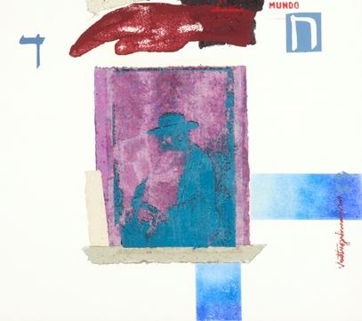 "Detalhe de ""Rabi Low"", de Vlad Eugen Poenaru"