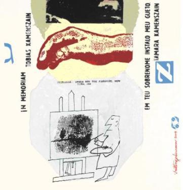 "Detalhe de ""Gueto"", de Vlad Eugen Poenaru."