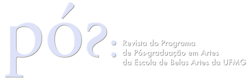 PÓS: Revista do Programa de Pós-graduação em Artes da EBA/UFMG