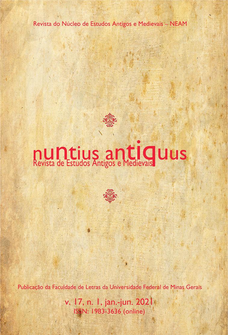 Visualizar v. 17 n. 1 (2021): Nuntius Antiquus
