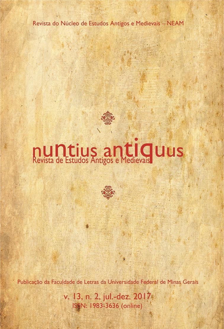 Visualizar v. 13 n. 2 (2017): Nuntius Antiquus