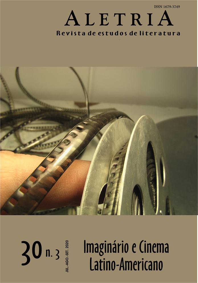Visualizar v. 30 n. 3 (2020): Aletria: Revista de Estudos de Literatura