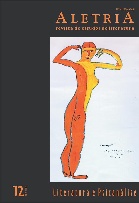 Visualizar v. 12 (2005): Literatura e Psicanálise