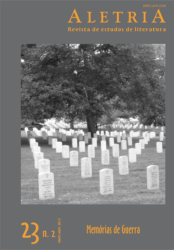 Visualizar v. 23 n. 2 (2013): Memórias de Guerra