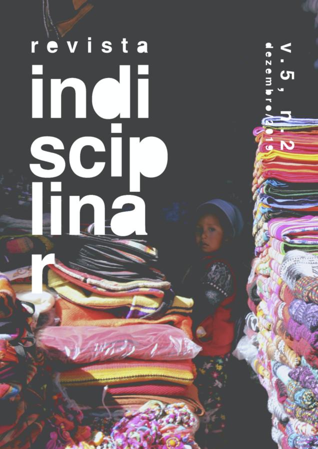Visualizar v. 5 n. 2 (2019): Revista Indisciplinar